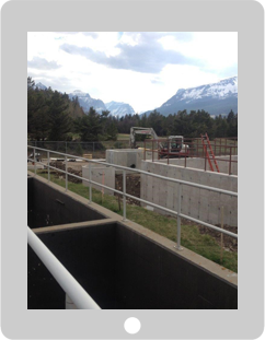 large scale waste water treatment systems engineering civil environmental